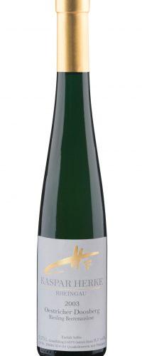 Oestricher Doosberg Riesling Beerenauslese 2003